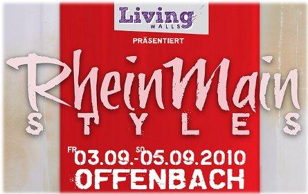 LivingWall - Rhein-Main-Styles